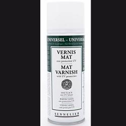 Barniz spray mate 400ML 29